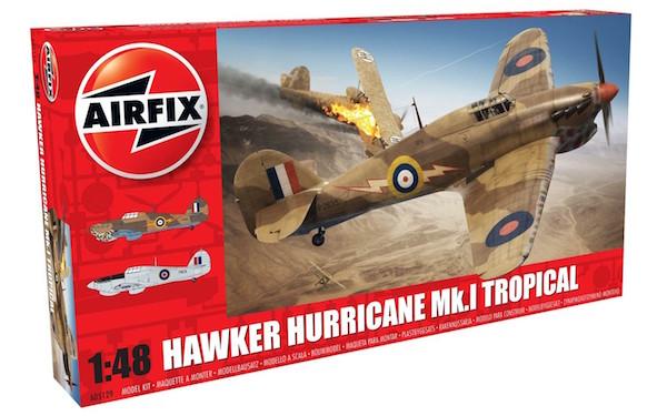 ホーカー ハリケーン Mk.I Trop