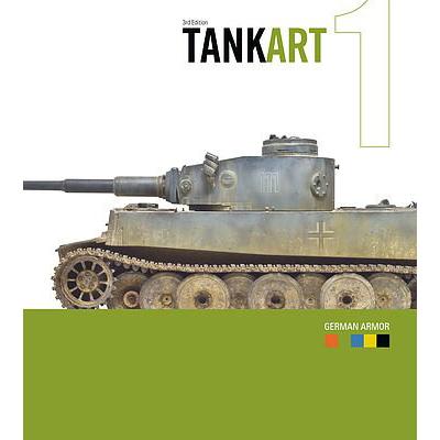 タンクアート Vol.1 WWII ドイツ装甲車両 改訂版3刷