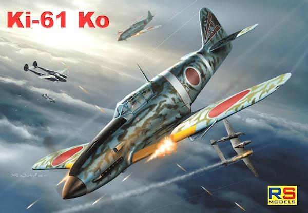 川崎 キ61-I甲 三式戦闘機 飛燕一型甲