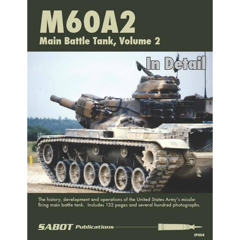 M60A2 MBT Vol.1 In Detail