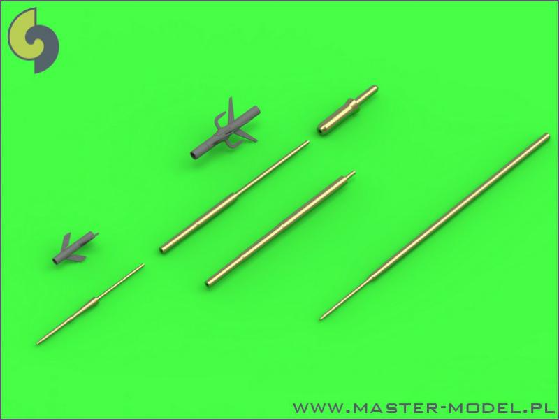 スホーイ Su-15 フラゴン ピトー管
