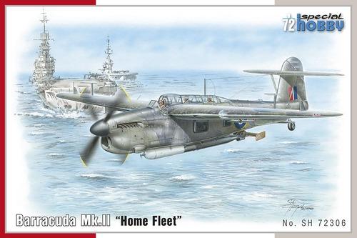 フェアリー バラクーダ Mk.II ホーム・フリート