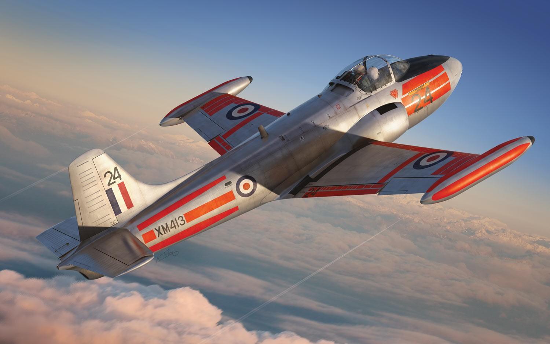 ハンティング パーシバル ジェットプロヴォスト T.3