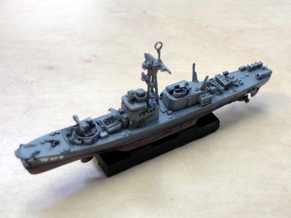 紙でコロコロ 海上自衛隊 駆潜艇 かり型入荷しました。 | 大阪市本町 ...