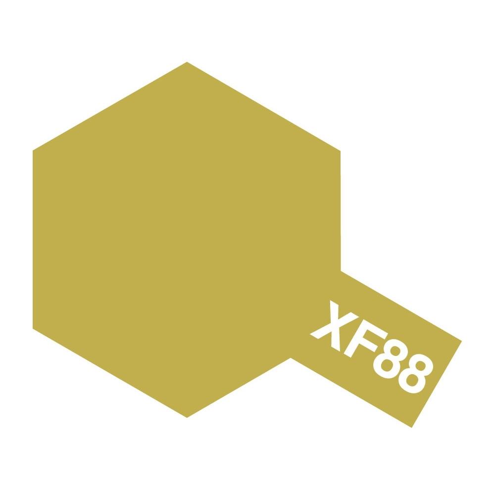 【新製品】アクリルミニ XF-88 ダークイエロー2(ドイツ陸軍)