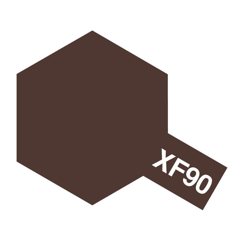 【新製品】アクリルミニ XF-90 レッドブラウン2(ドイツ陸軍)