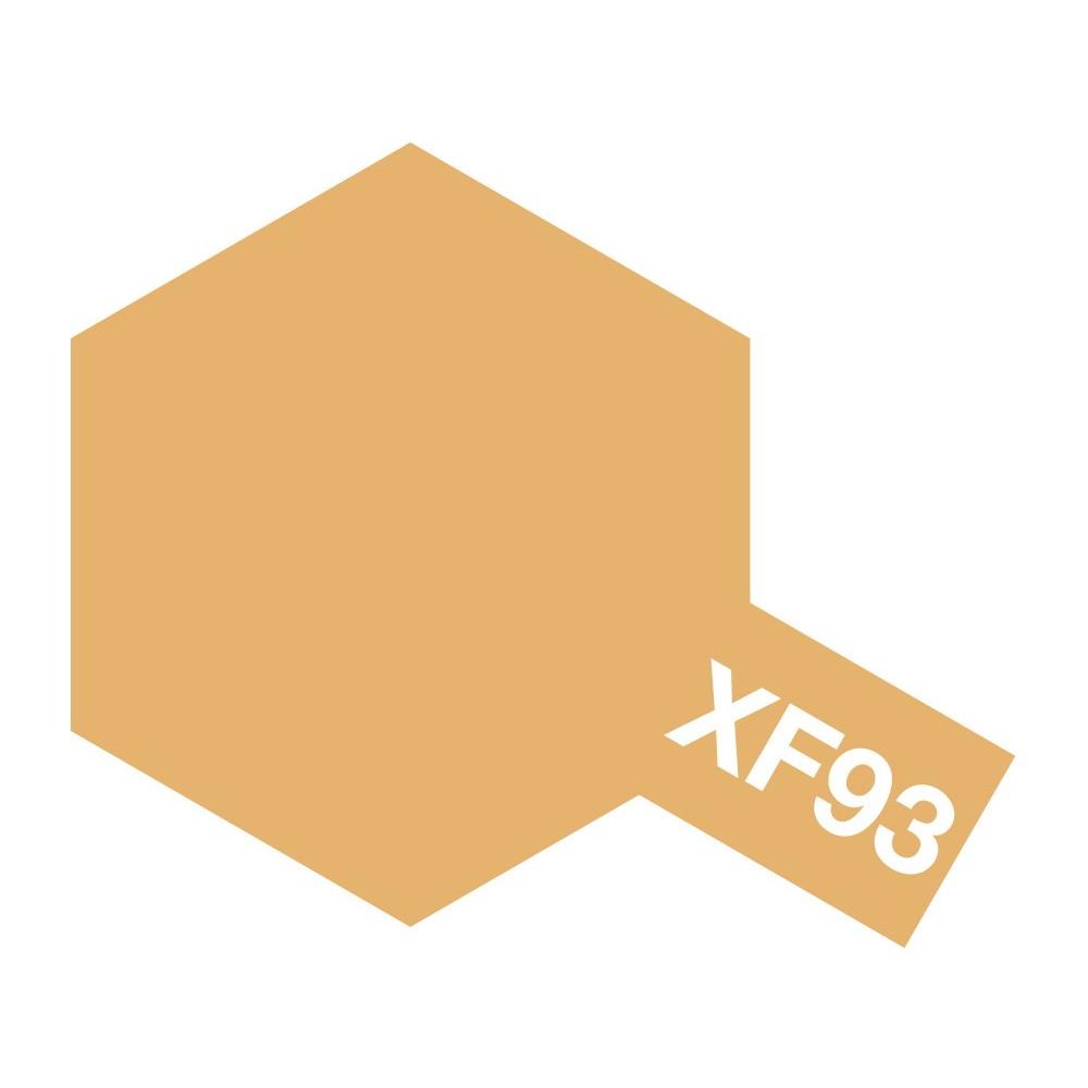 【新製品】アクリル XF-93 ライトブラウン (DAK 1942~)