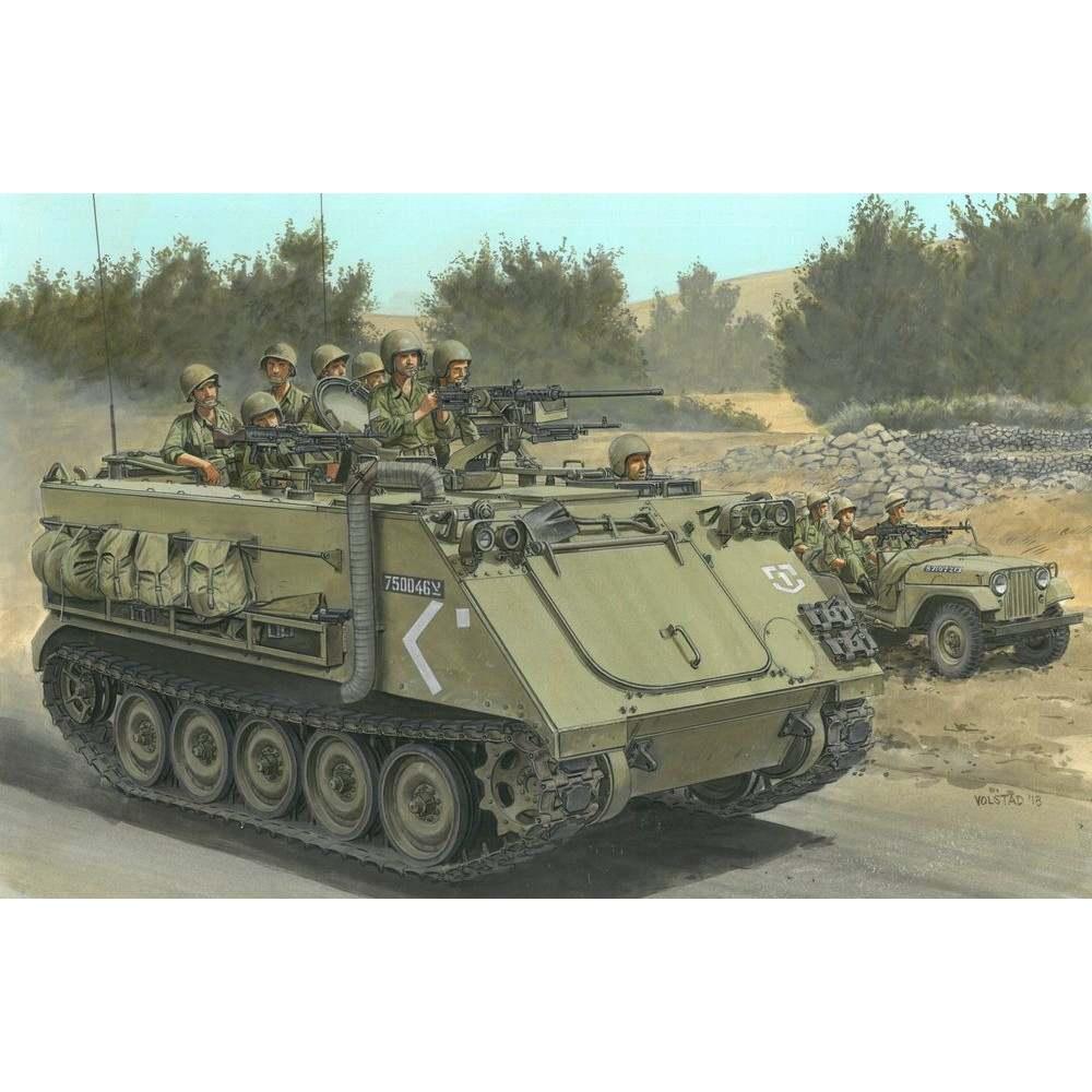 【新製品】3608 イスラエル国防軍 IDF M113 装甲兵員輸送車