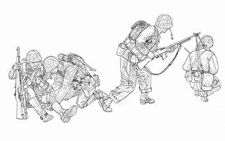 【新製品】[0089195865540] 6554)アメリカ海兵隊 ペリリュー 1944