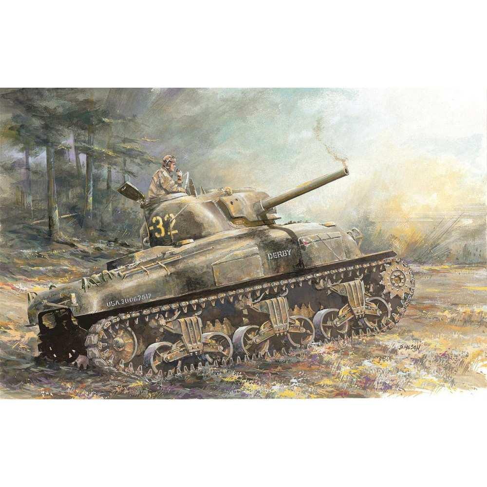 【新製品】7568 WWII アメリカ軍 M4A1 シャーマン