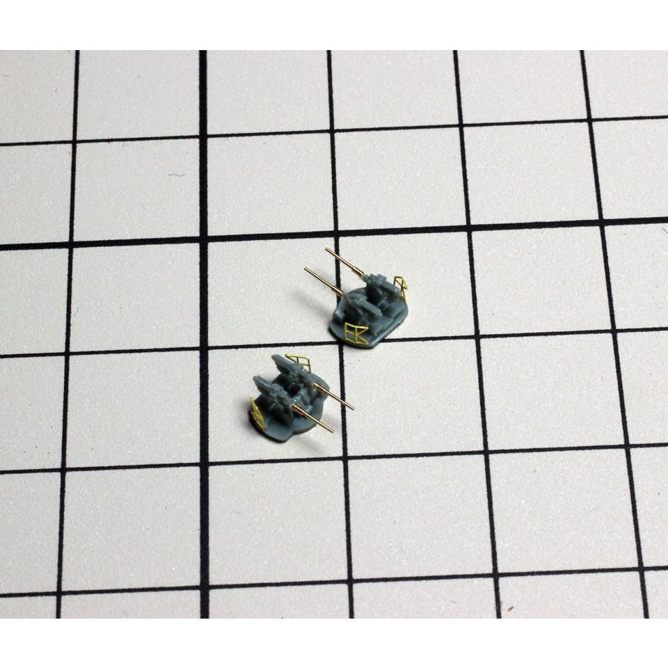 【新製品】N07-157 米海軍 3インチ50口径 Mk-22連装砲