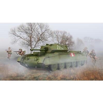 【新製品】72068 クルセーダーMk.III 巡航戦車 Mk.VI 6ポンド砲搭載