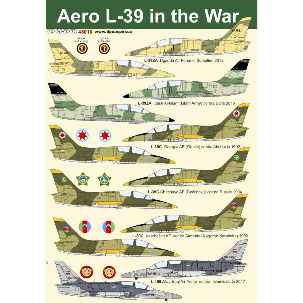 【新製品】48016 アエロ L-39 アルバトロス