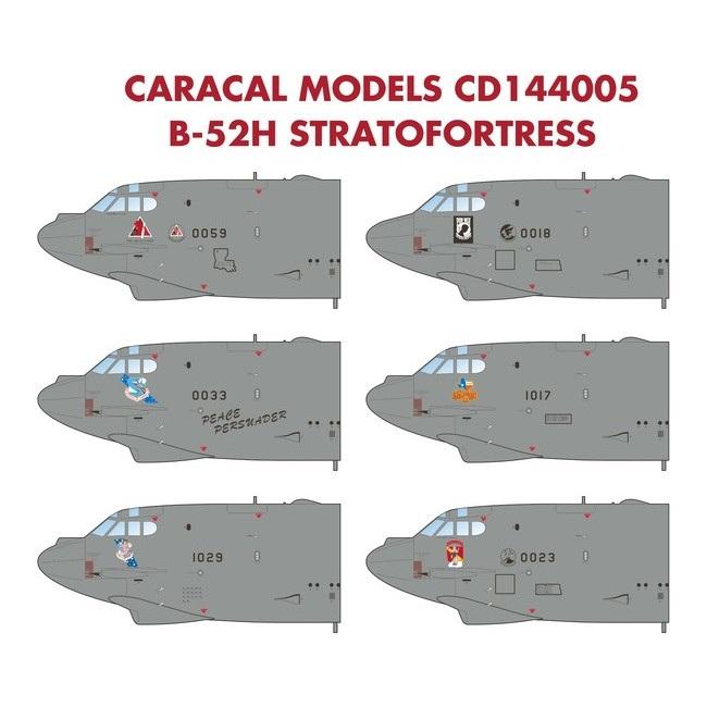 【新製品】144005 B-52H ストラトフォートレス