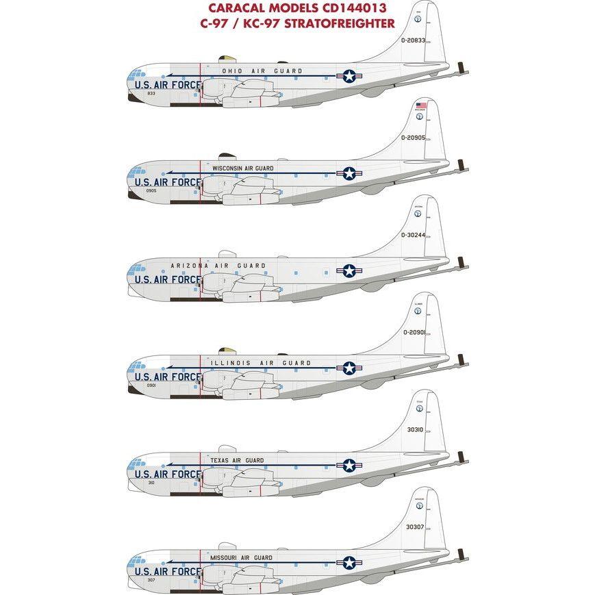 【新製品】144013 C-97/KC-97 ストラトフレイター