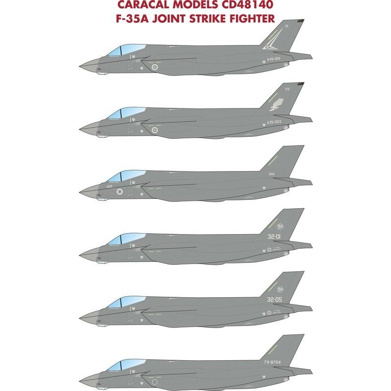 【新製品】48140 F-35A ライトニングII