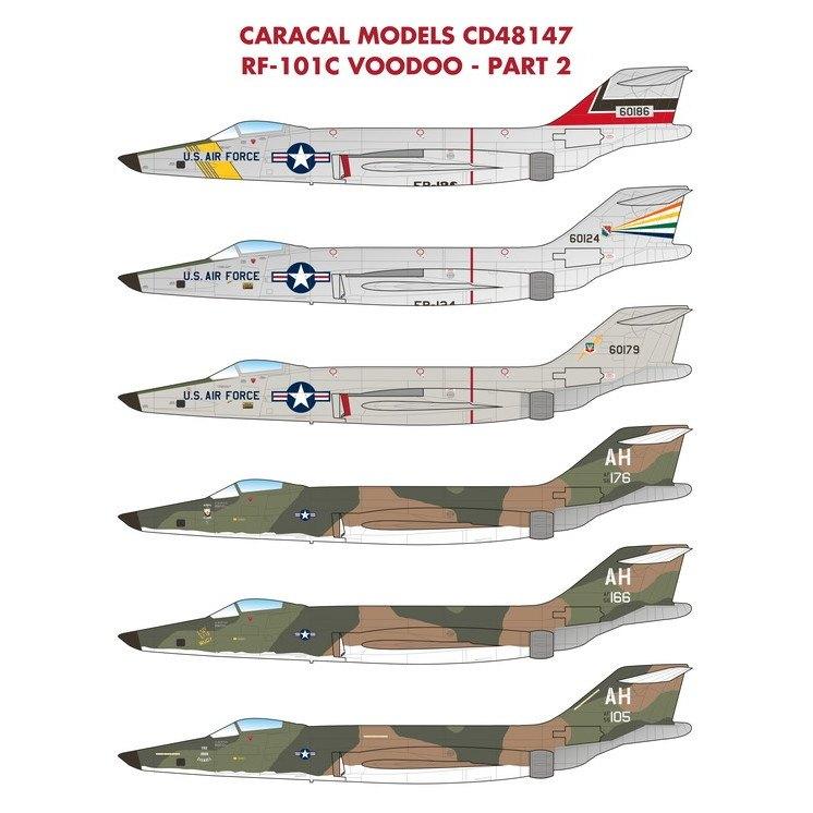 【新製品】48147 RF-101C ヴードゥー Part.2