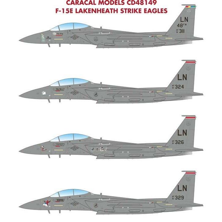 【新製品】48149 F-15E ストライクイーグル