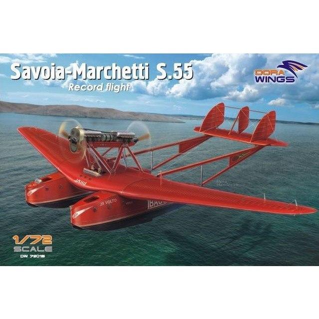 【新製品】DW72015 サボイア マルケッティ S.55 記録機