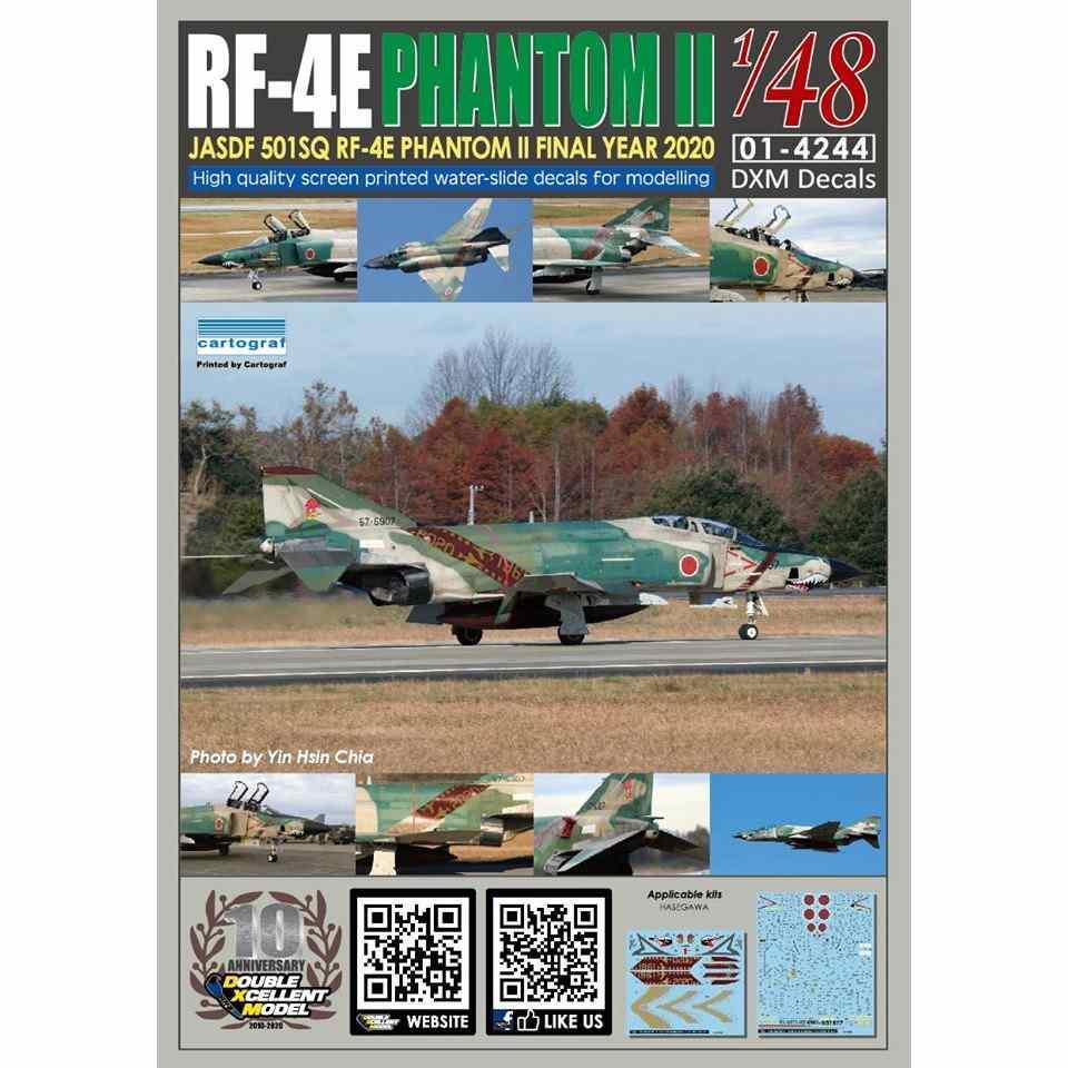 【新製品】91-4244 航空自衛隊 RF-4E ファントムII 501SQ ファイナルイヤー