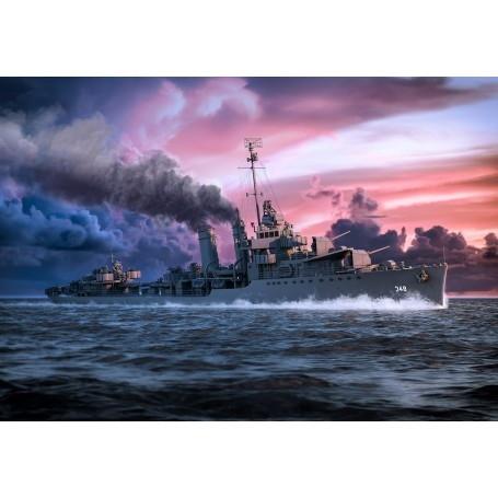 【新製品】350004 ファラガット級駆逐艦 DD-348 ファラガット