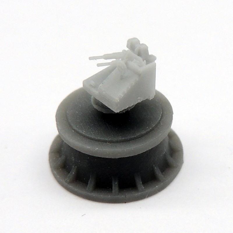 【新製品】AC350003c)エリコン 20mmMk.V連装機関砲 パワーマウント