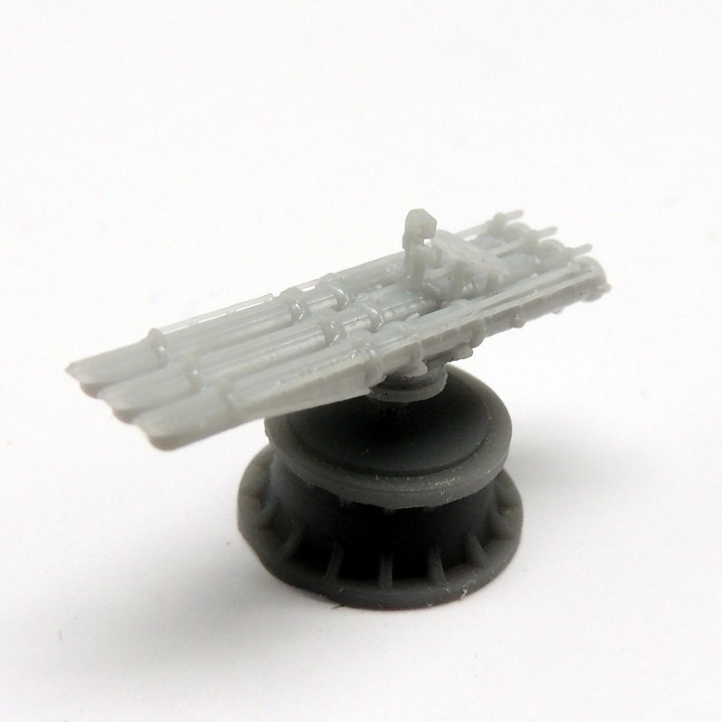 【新製品】AC350029a 21インチ三連装魚雷発射管