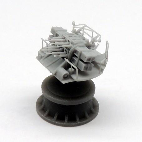 【新製品】AC350039 2ポンド ポンポン砲Mk.VIII 八連装 Mk.Vマウント