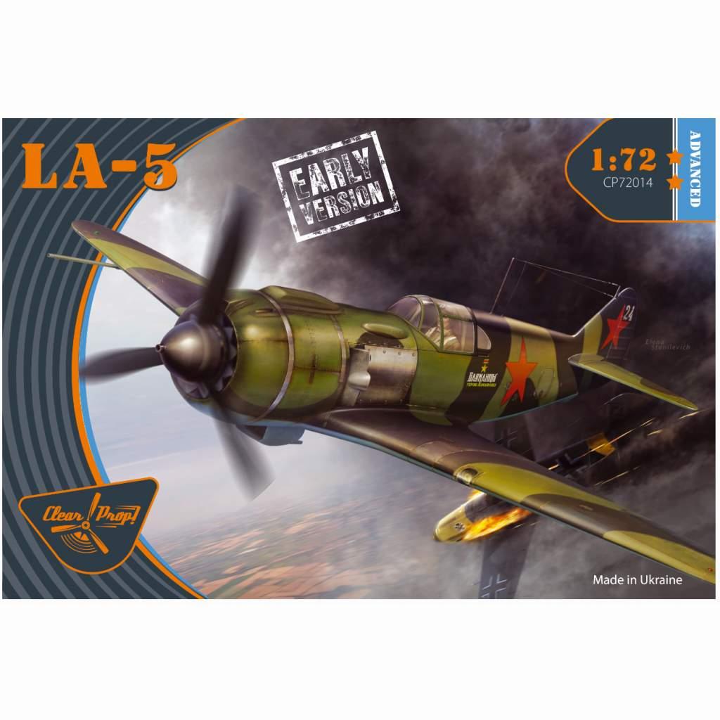 【新製品】CP72014 ラヴォーチキン La-5 戦闘機「初期型」
