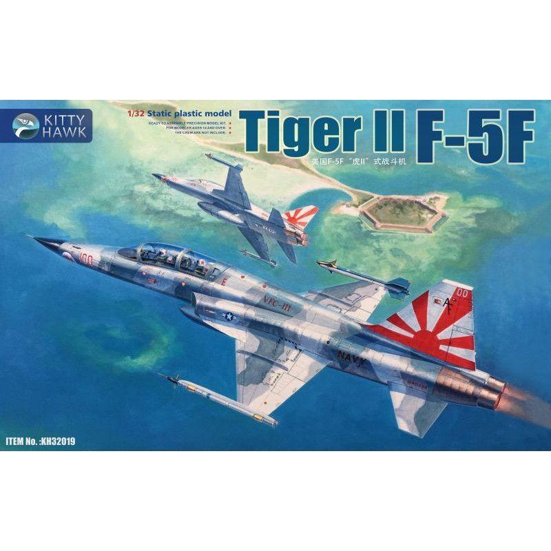 【新製品】KH32019 F-5F タイガーII