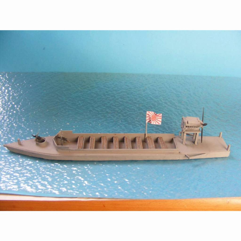 【新製品】60-064 Type E 20m infantry landing craft