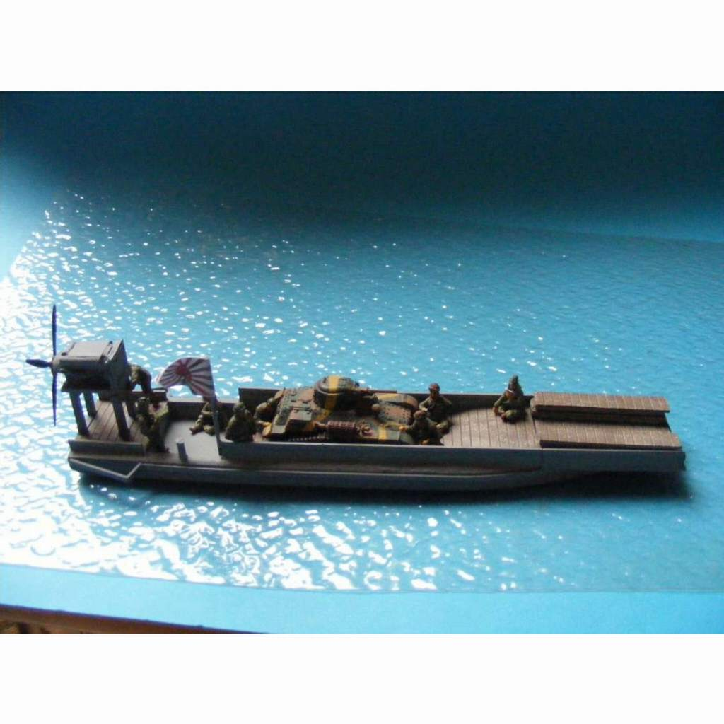 【新製品】60-065 Type E 15m tank landing craft
