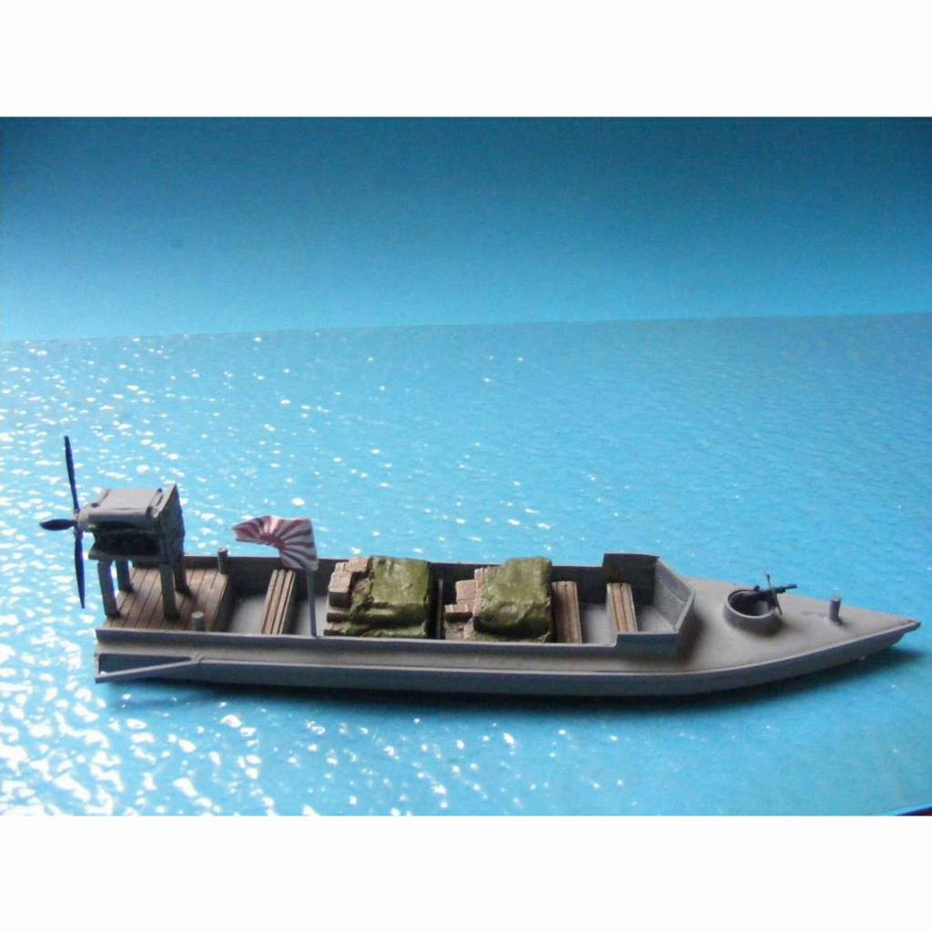 【新製品】60-067 Type E 15m cargo / infantry landing craft