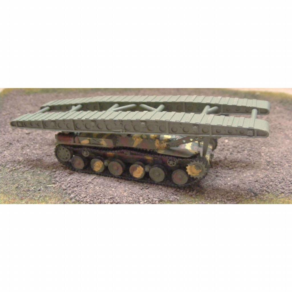 【新製品】80-244 Shinhoto Chi-Ha Model 97 Bruckenlegerpanzer Typ T-G
