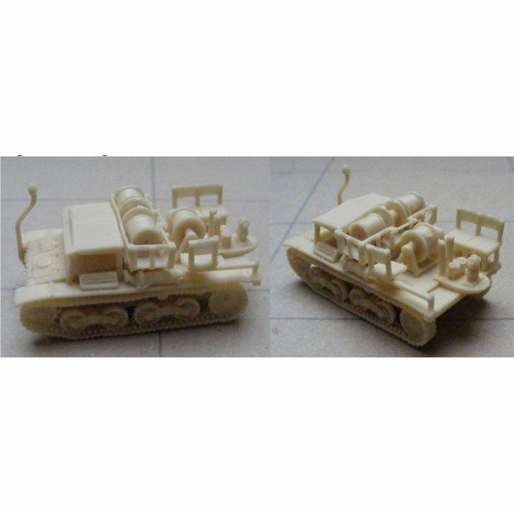 【新製品】80-247 Kabelleger Tankette Modell 97