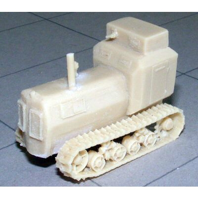 【新製品】80-294 STZ-3 gepanzerter Vollkettenschlepper