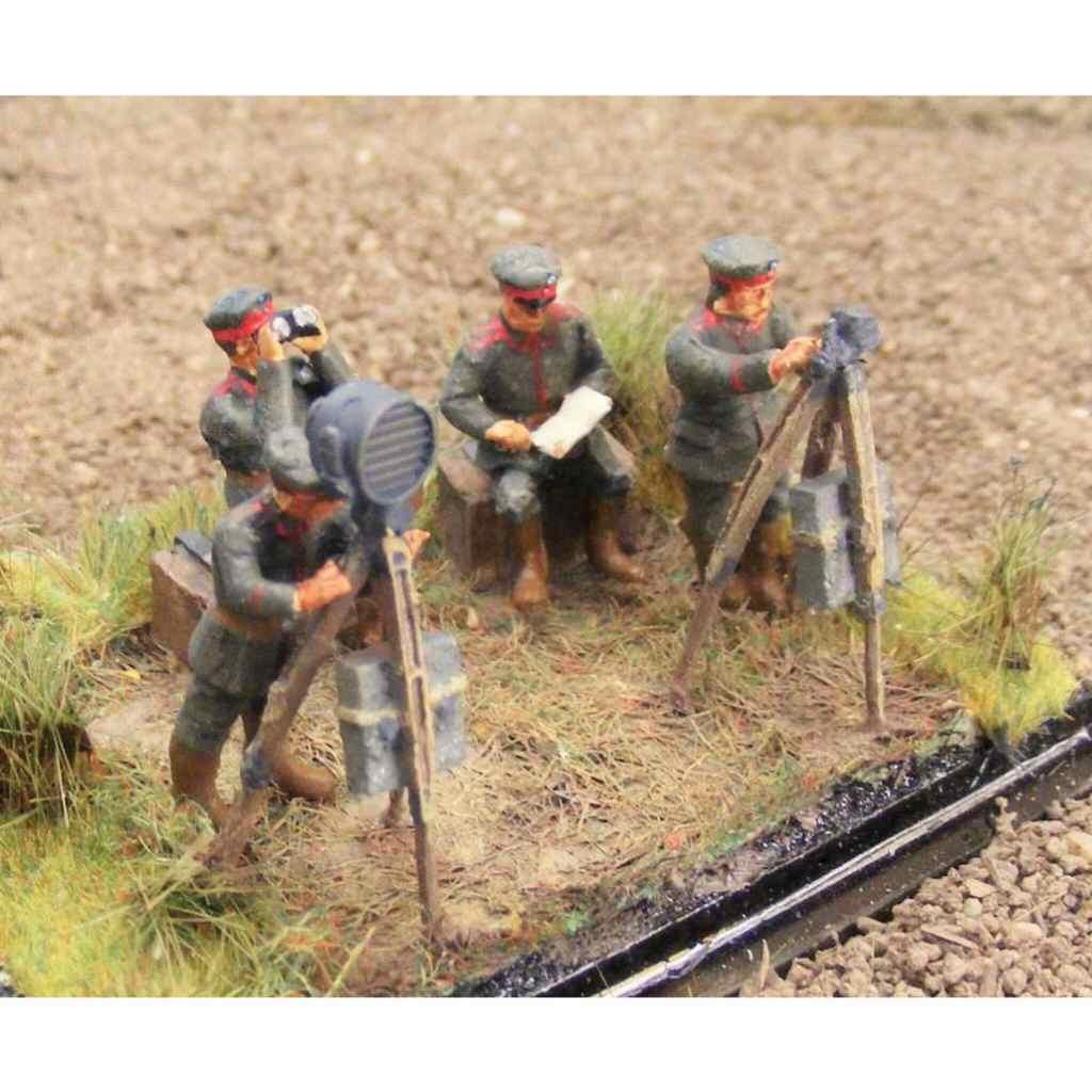 【新製品】100/009 WWI ドイツ通信兵