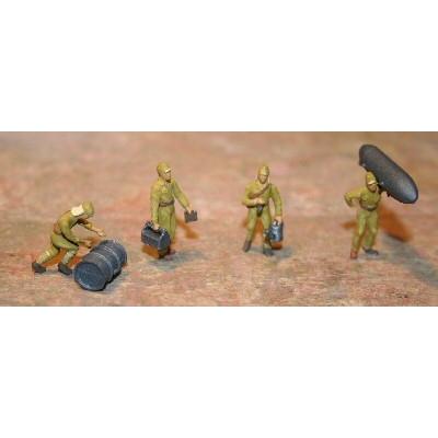 【新製品】100/010 WWII 日本 整備兵