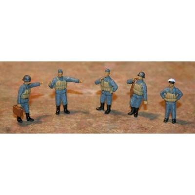 【新製品】100/011 WWII ライフジャケットを着用するドイツ兵