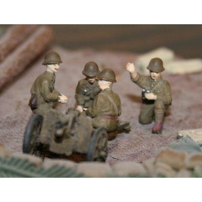 【新製品】100/016 WWII 日本 砲兵