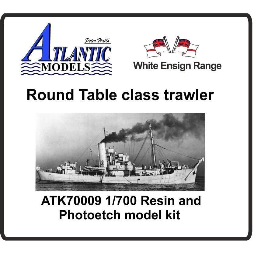 【新製品】ATK70009 ラウンド・テーブル型トローラー Round Table