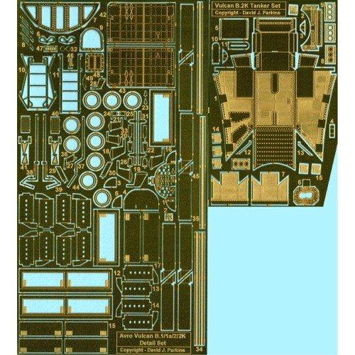 【新製品】FHP72050C アブロ バルカン k.2 タンカー コンバージョンセット