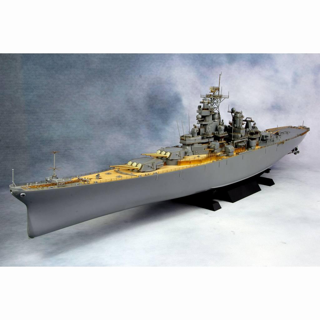 【新製品】AD10001 米海軍 戦艦 BB-63 ミズーリ 1991年仕様洋 ディテールアップパーツセット