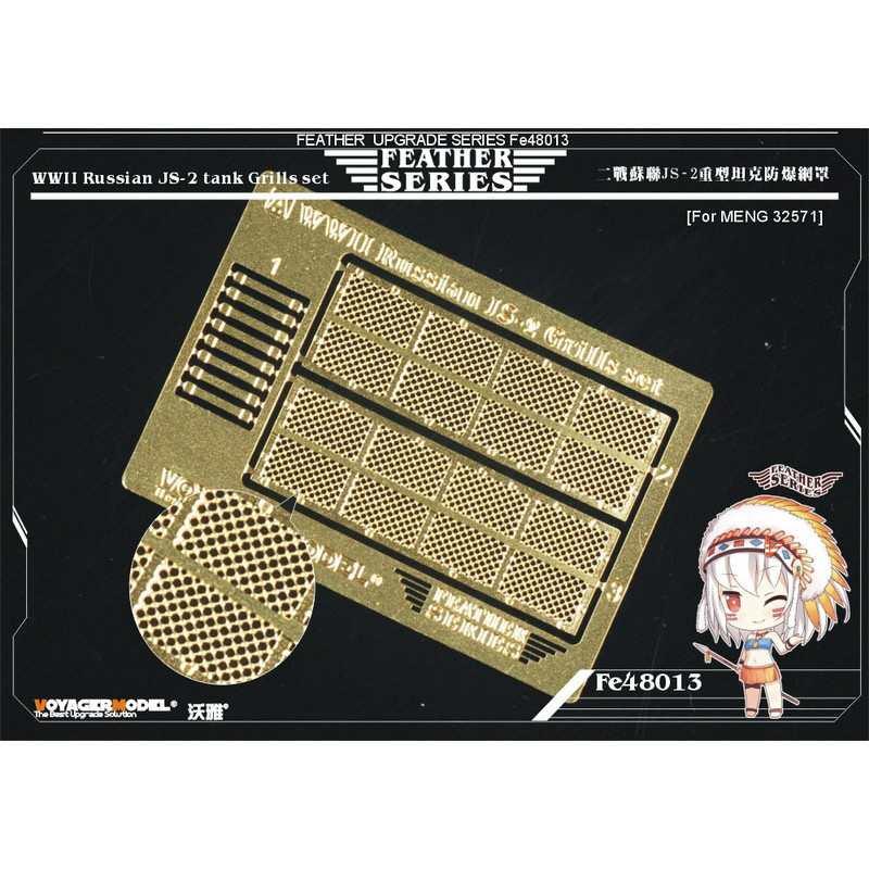 【新製品】FE48013 WWII ソ連 JS-2 グリルセット