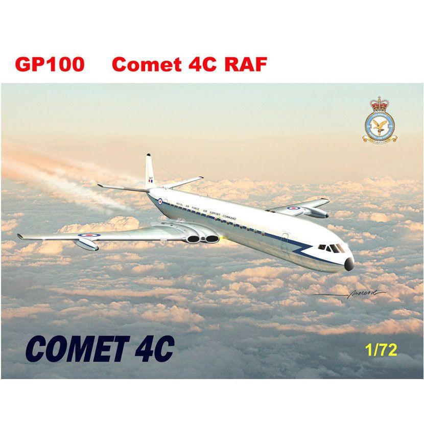 【新製品】GP100)デ・ハビランド DH.106 コメット 4C イギリス空軍