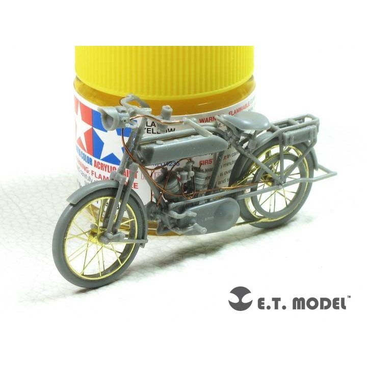 【新製品】E35-255 WWI プジョー 1917 750cc モーターバイク