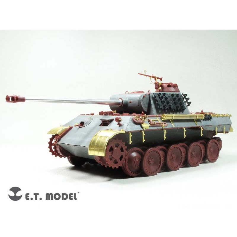 【新製品】E35-266 WWII 独 パンターA型(後期)