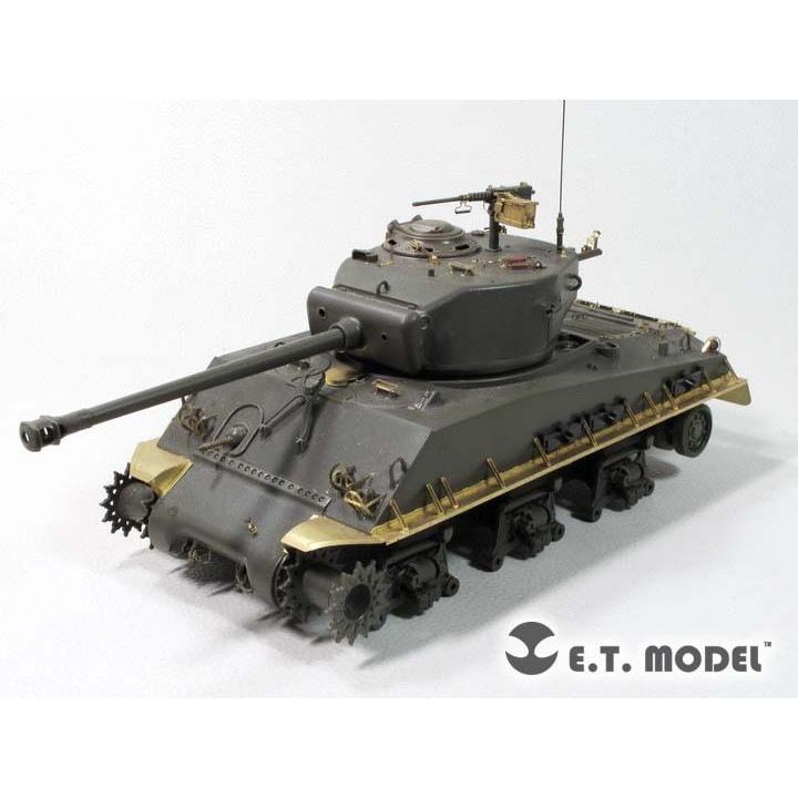 【新製品】E35-275 WWII 米 M4A3E8 イージーエイト