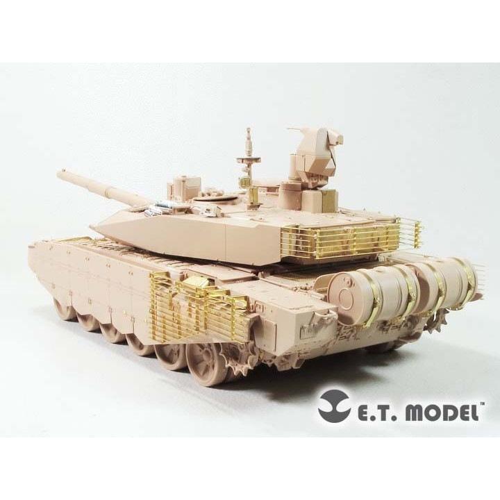 【新製品】E35-276 現用 露 T-90MS主力戦車(2011-2012年)セット