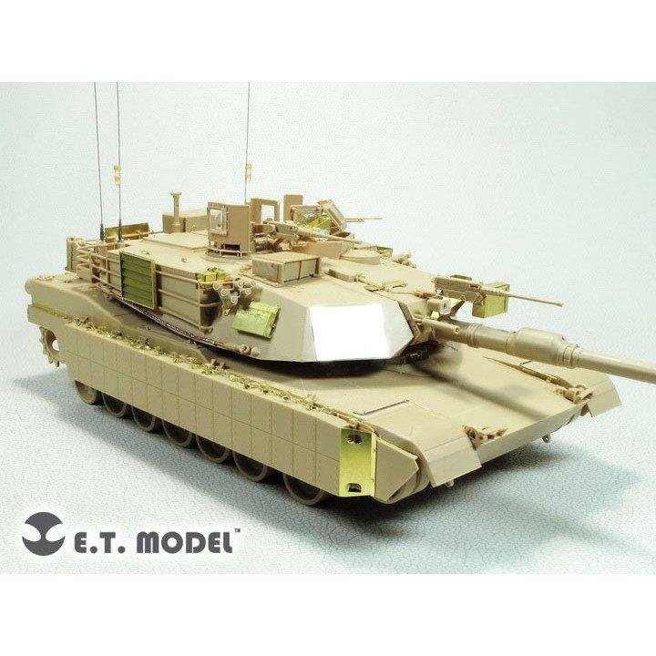 【新製品】E35-284 現用 米陸軍/海兵隊 M1A1 AIM/M1A1 TUSK